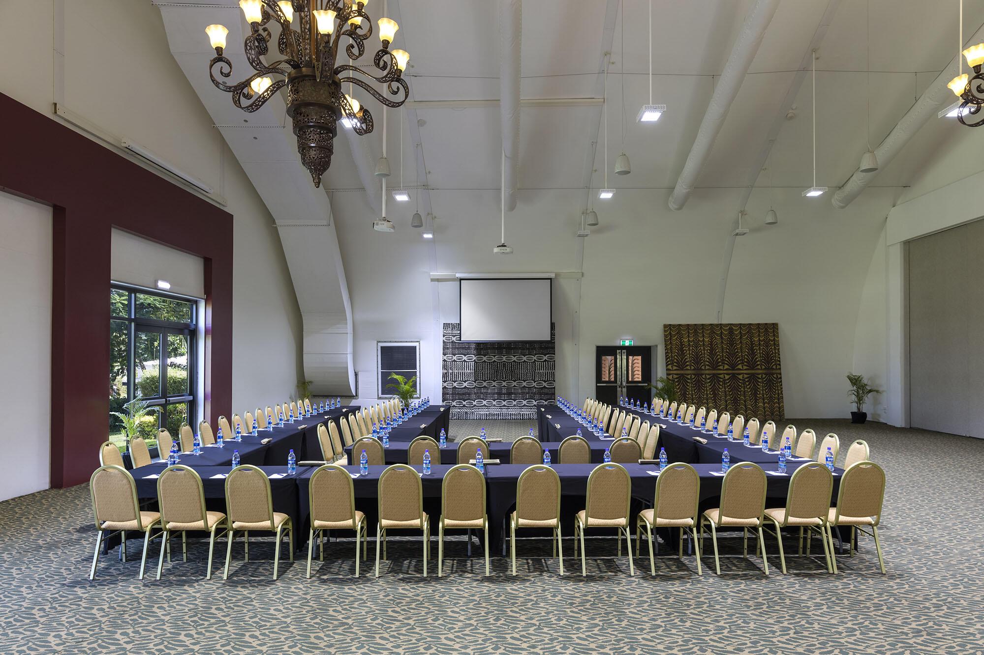 Meeting Room U at Warwick Le Lagon - Vanuatu