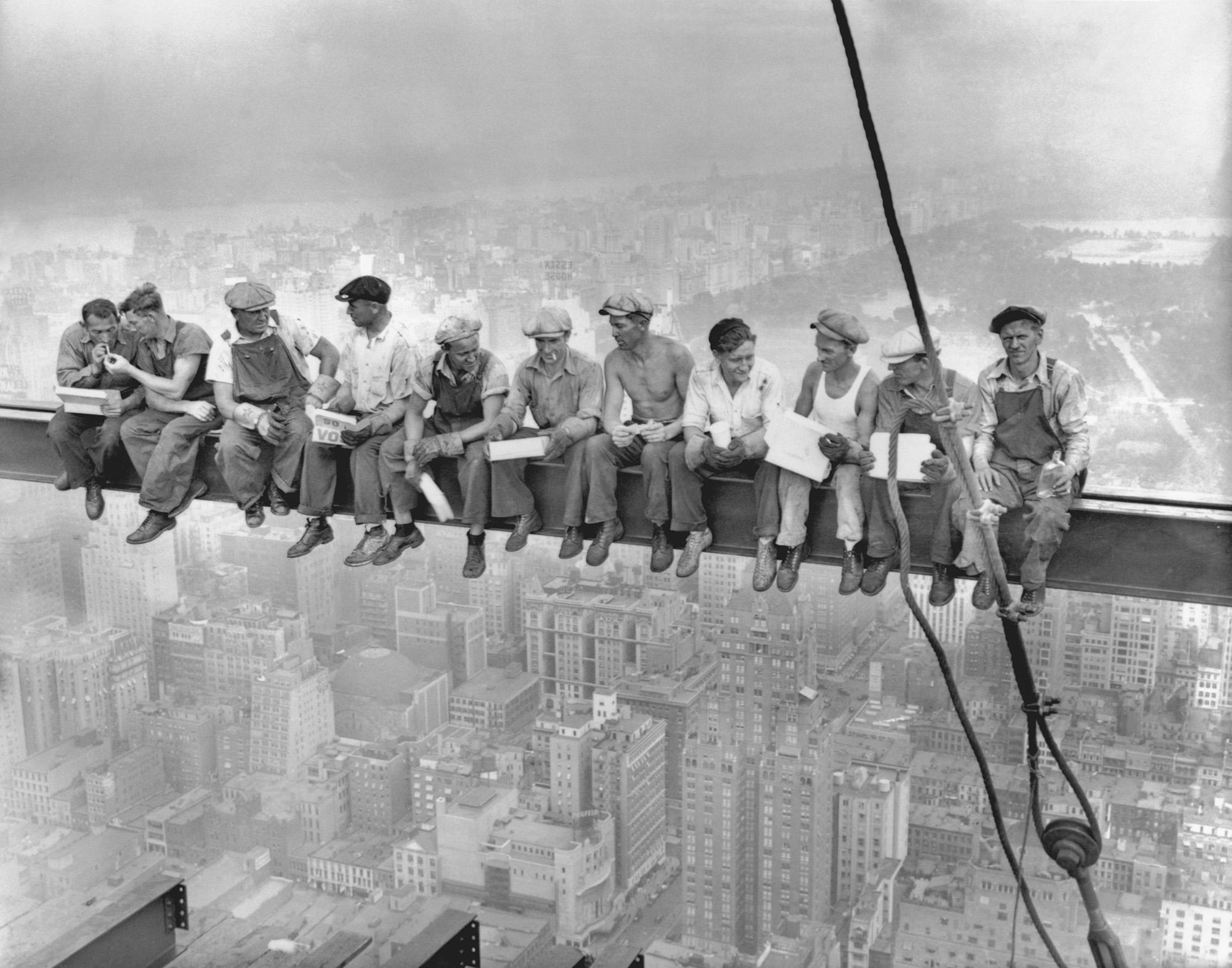 Builders in New York