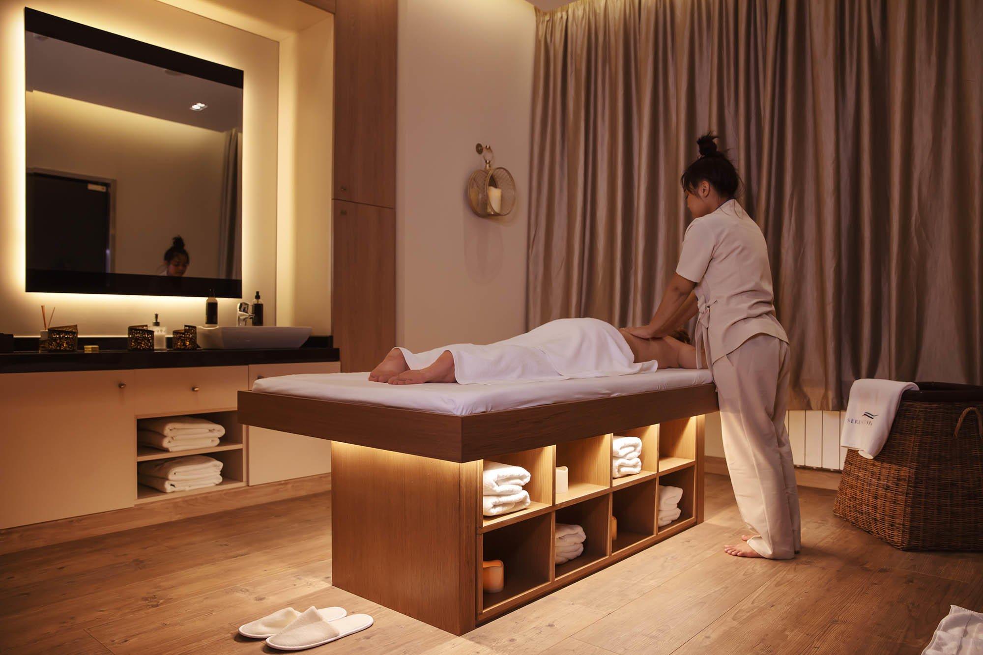 Spa Treatment at Mist Hotel