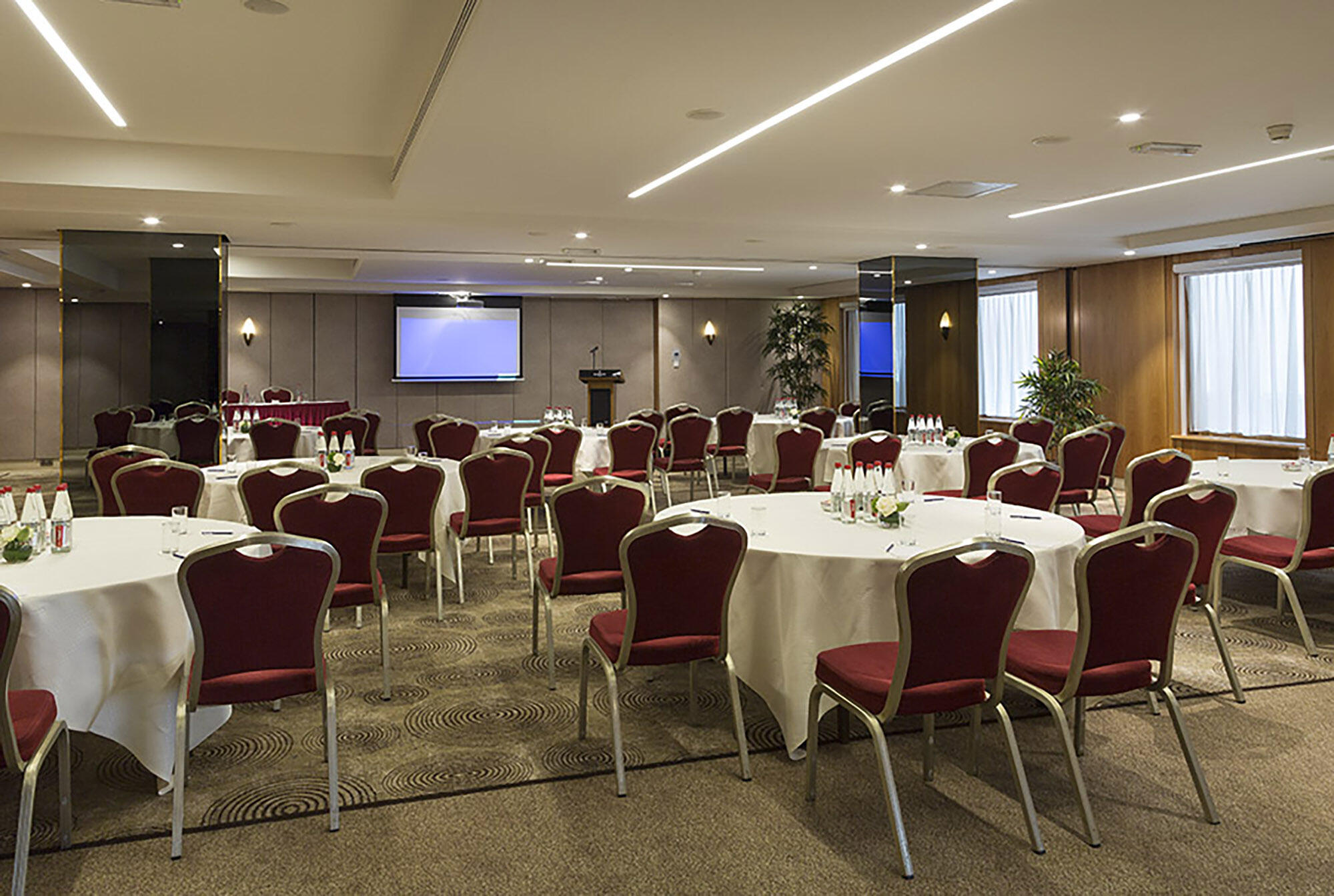 Meeting and events at Warwick Brussels Hotel