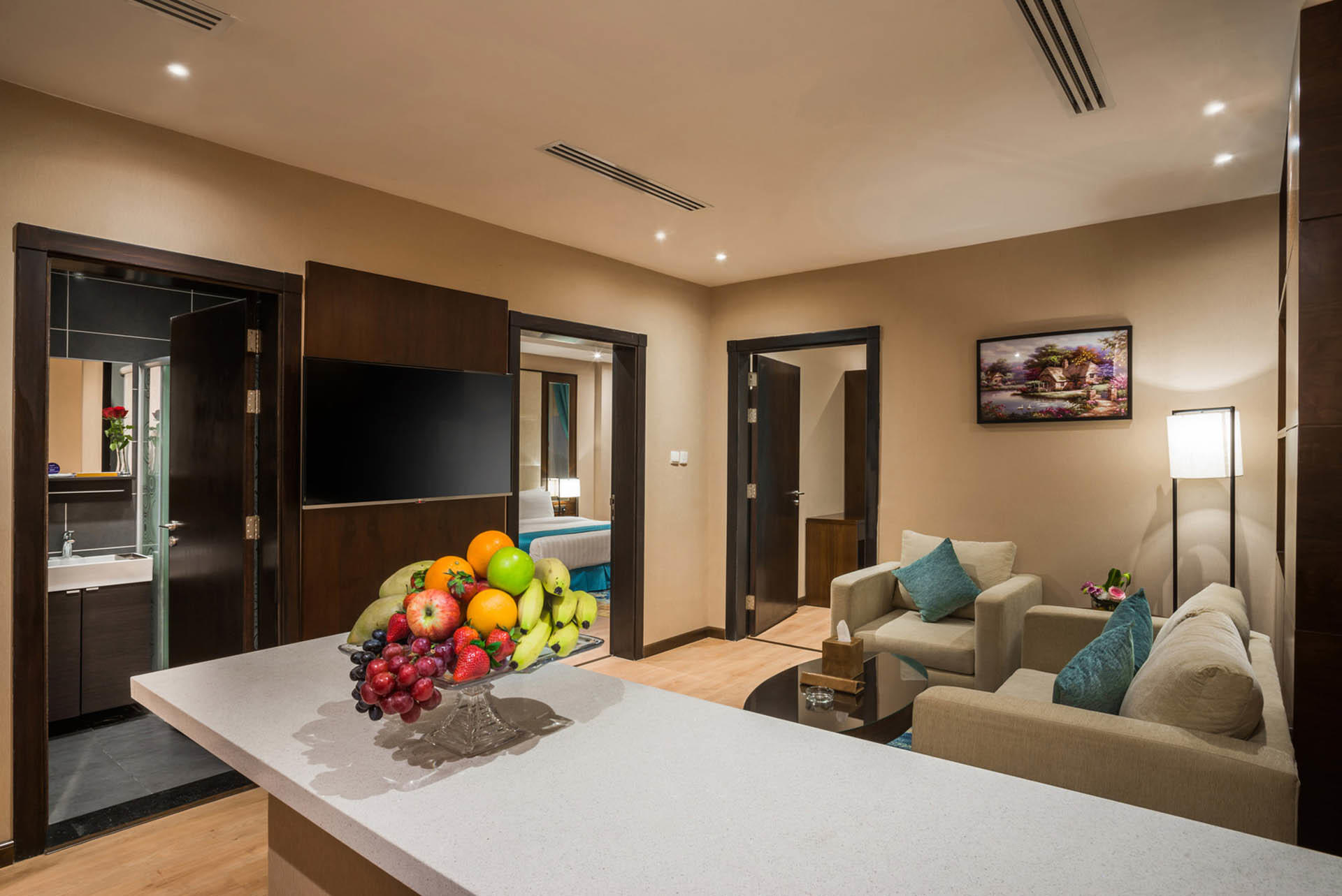Family Suite at Naviti by Warwick Dammam