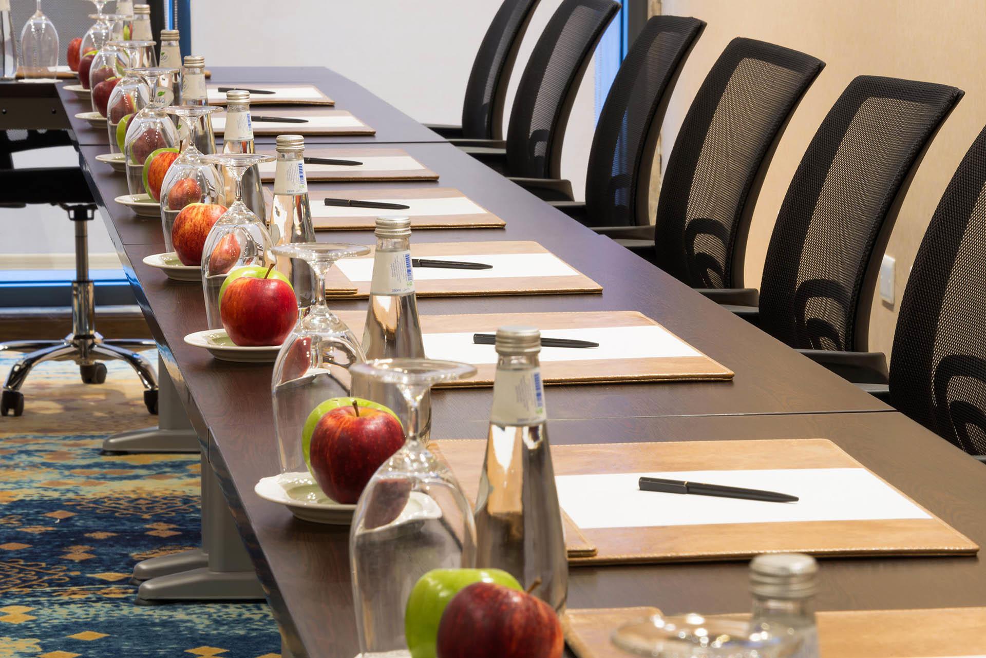 Meeting Room at Naviti by Warwick Dammam