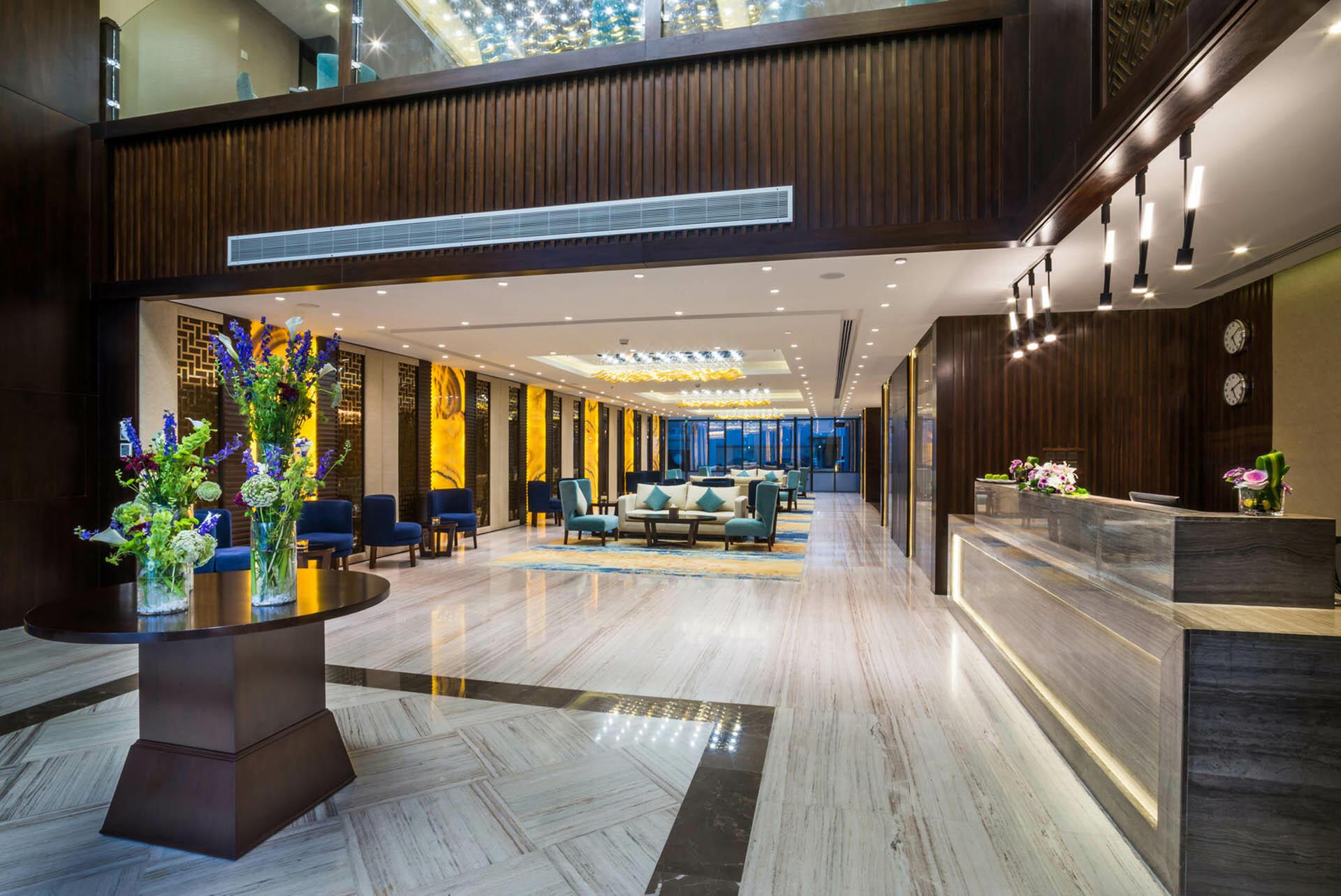 Lobby - Reception at Naviti by Warwick Dammam