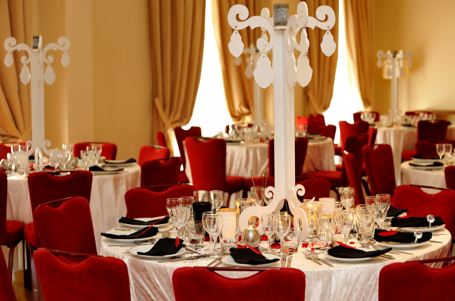 Event room at Partouche Hotels in France