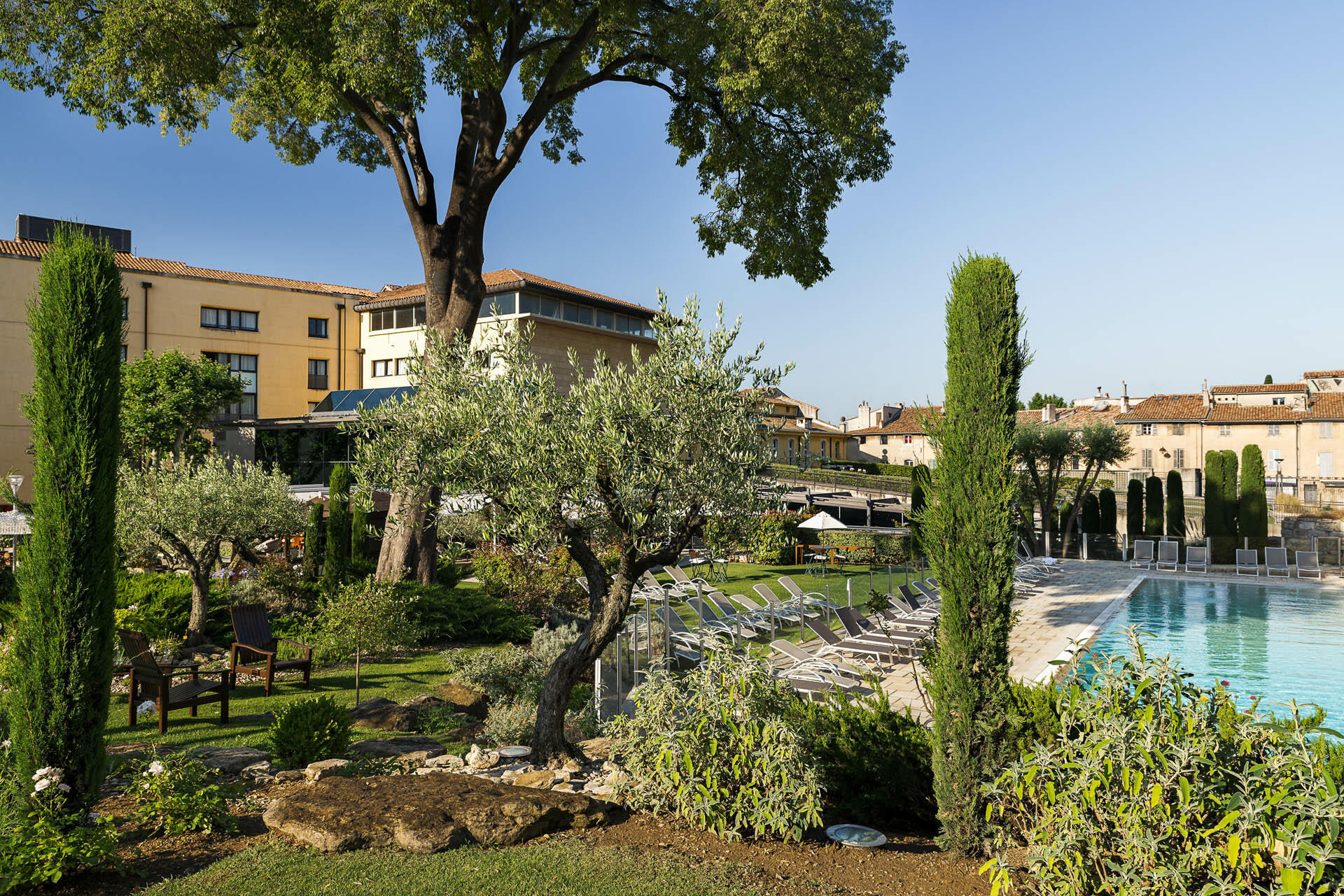 Aquabella Hotel in Aix En Provence, France
