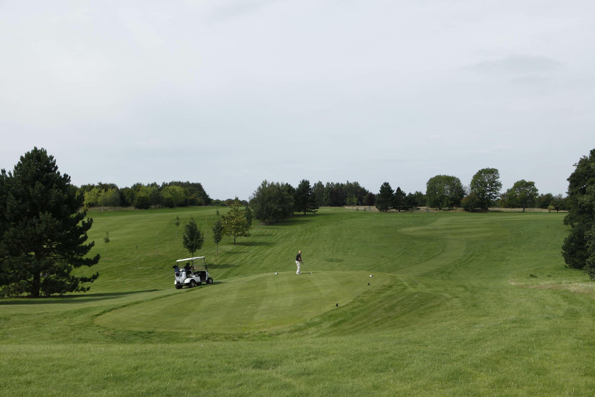 Golf Hôtel de Saint-Saëns in Normandy