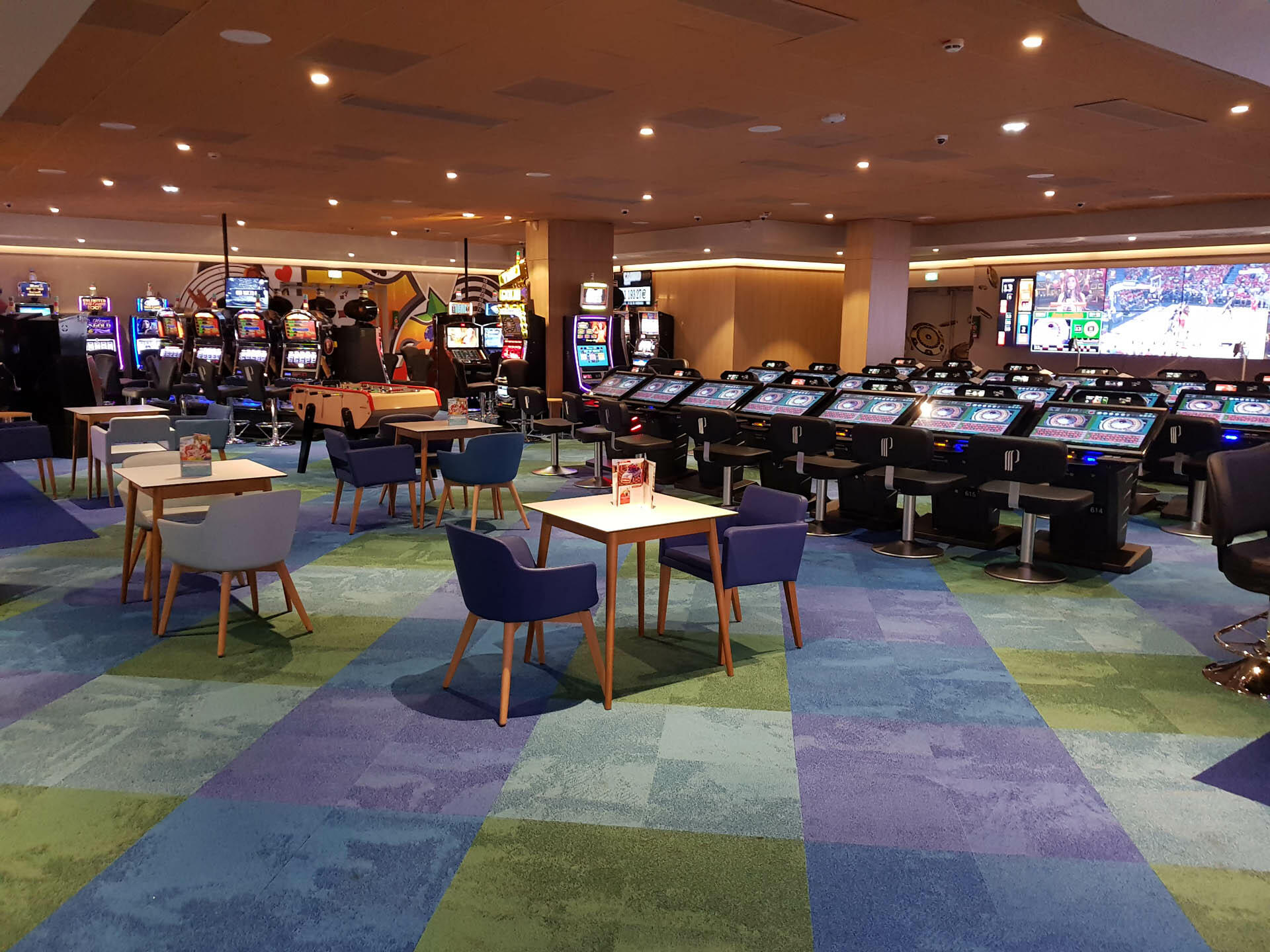 Casino at Grand Hôtel du Casino in Dieppe, France
