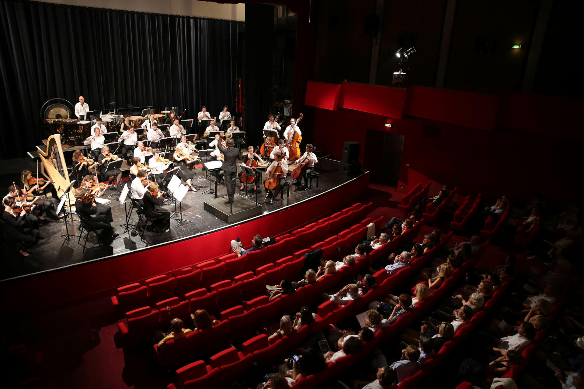 Theatre at Grand Hôtel du Casino in Dieppe, France