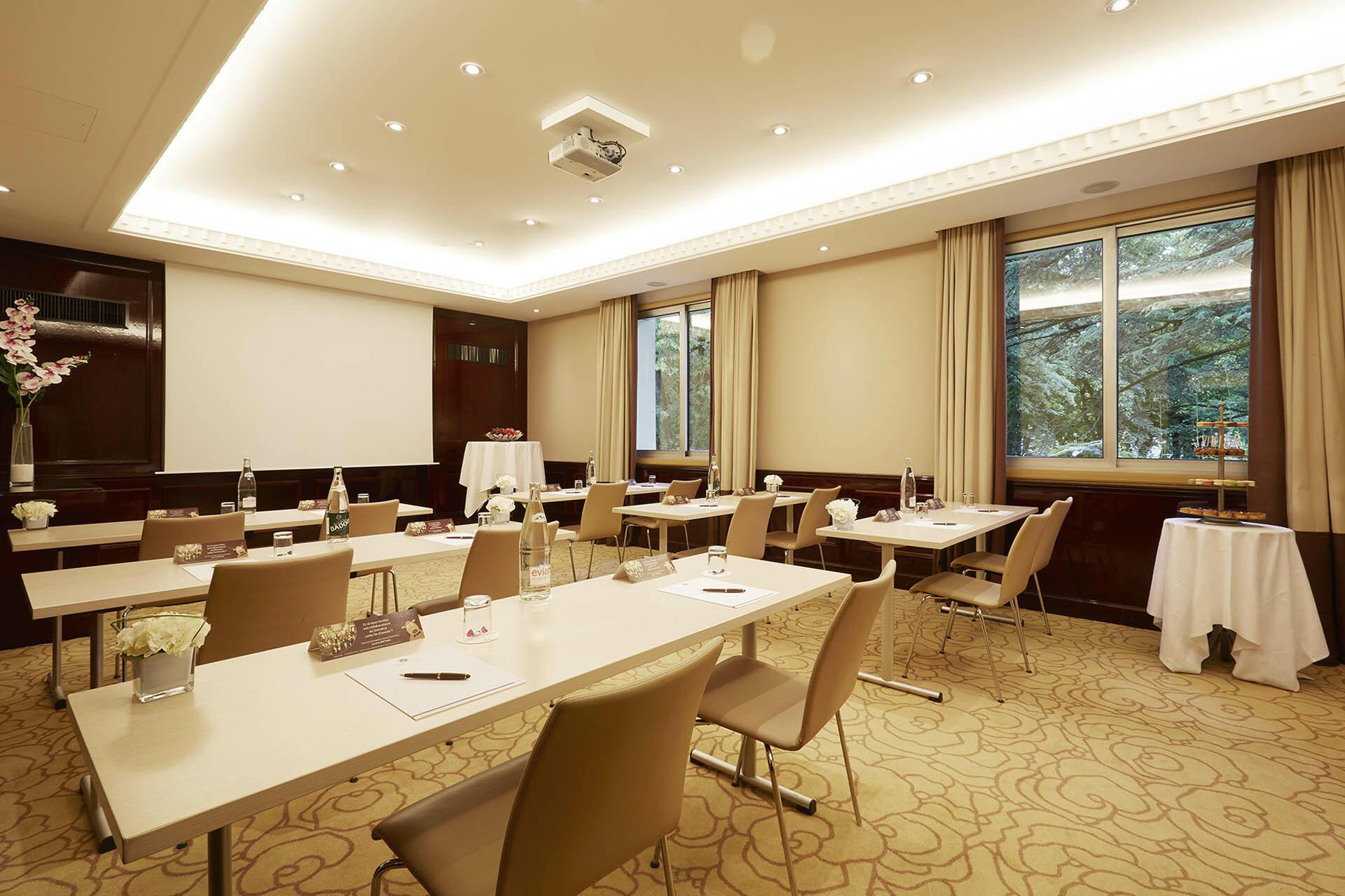 Conferences at Domaine de Divonne Hotel in Divonne-les-Bains