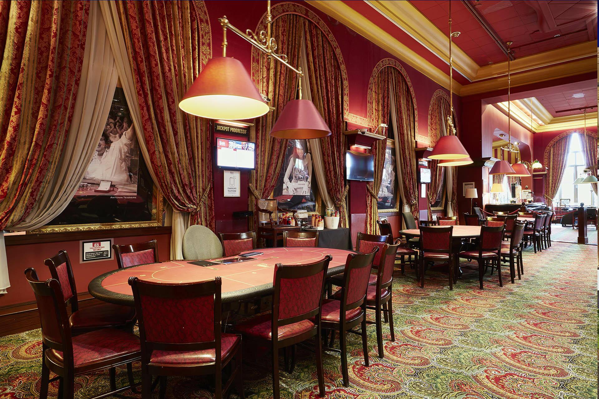 Casino at Domaine de Divonne Hotel in Divonne-les-Bains, France