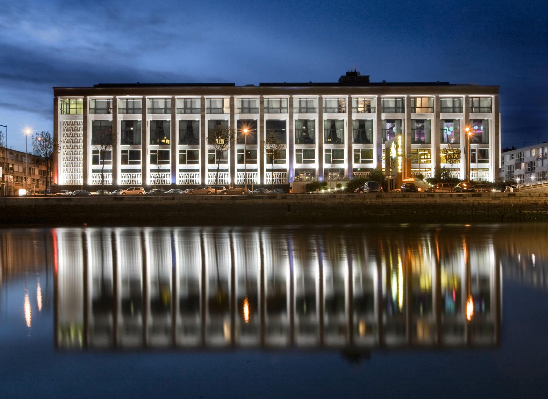 Hotel du Pasino in Le Havre, France