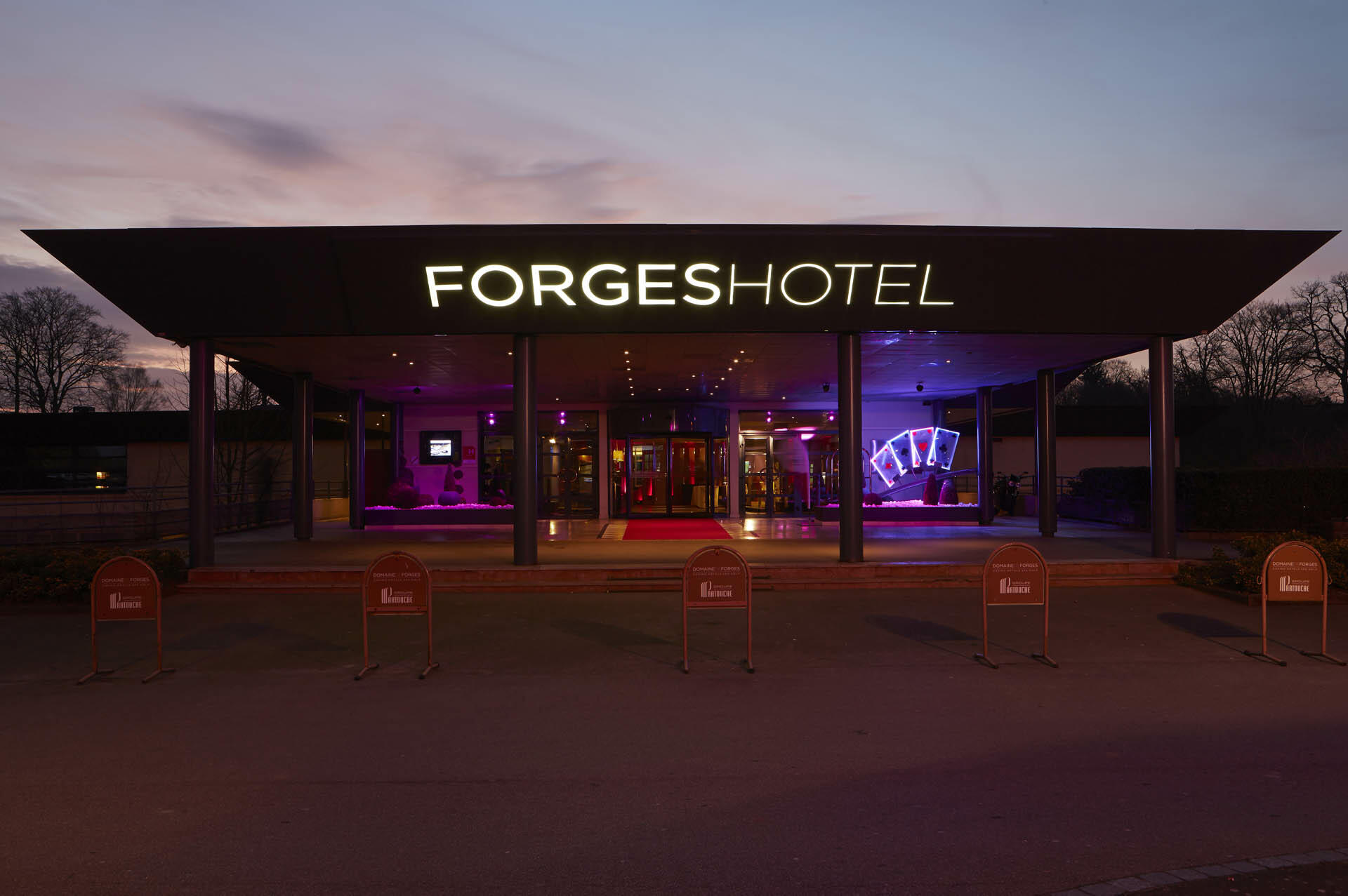 Forges Hotel in Forges-les-Eaux, France