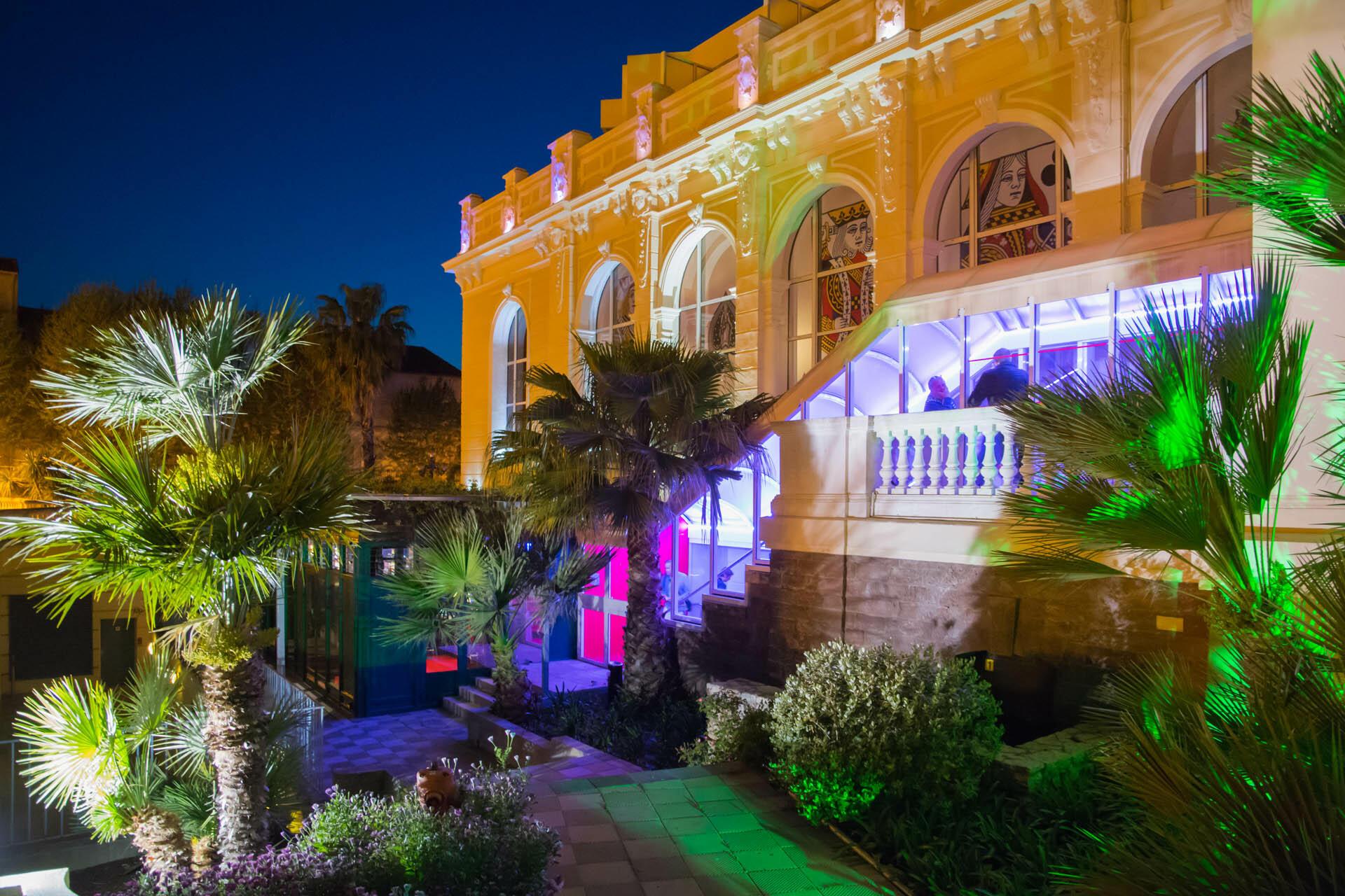 Hotel Casino des Palmiers in Hyères, France