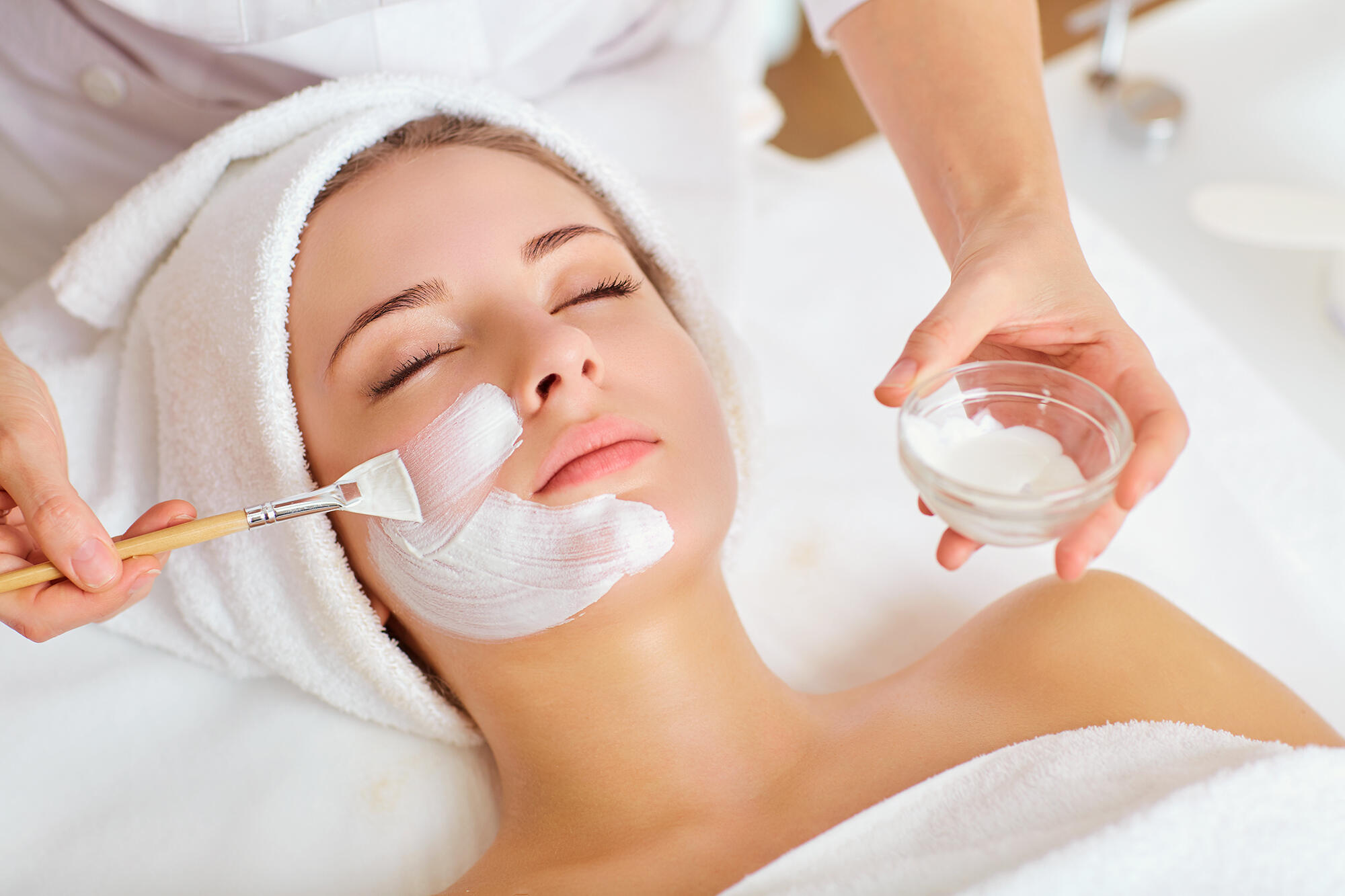 Le Spa face treatments at The Spa by Warwick Melrose