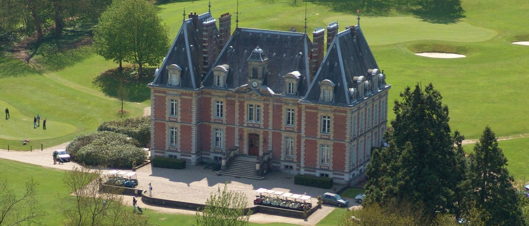 Golf Hotel de Saint-Saëns in Normandy