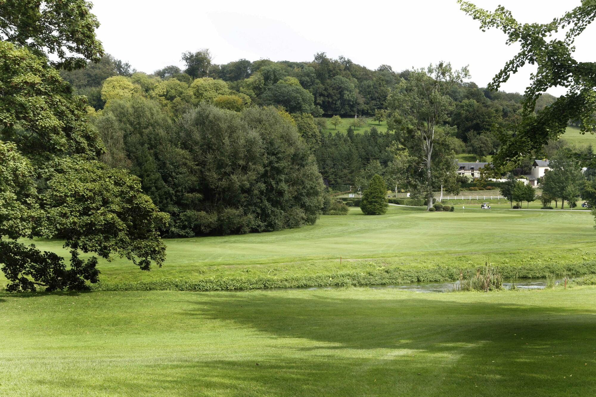 Golf Hotel de Saint-Saëns in Normandy