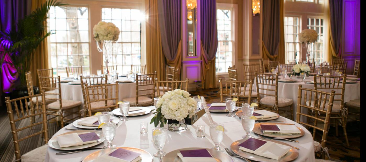 Wedding at Warwick Melrose Dallas
