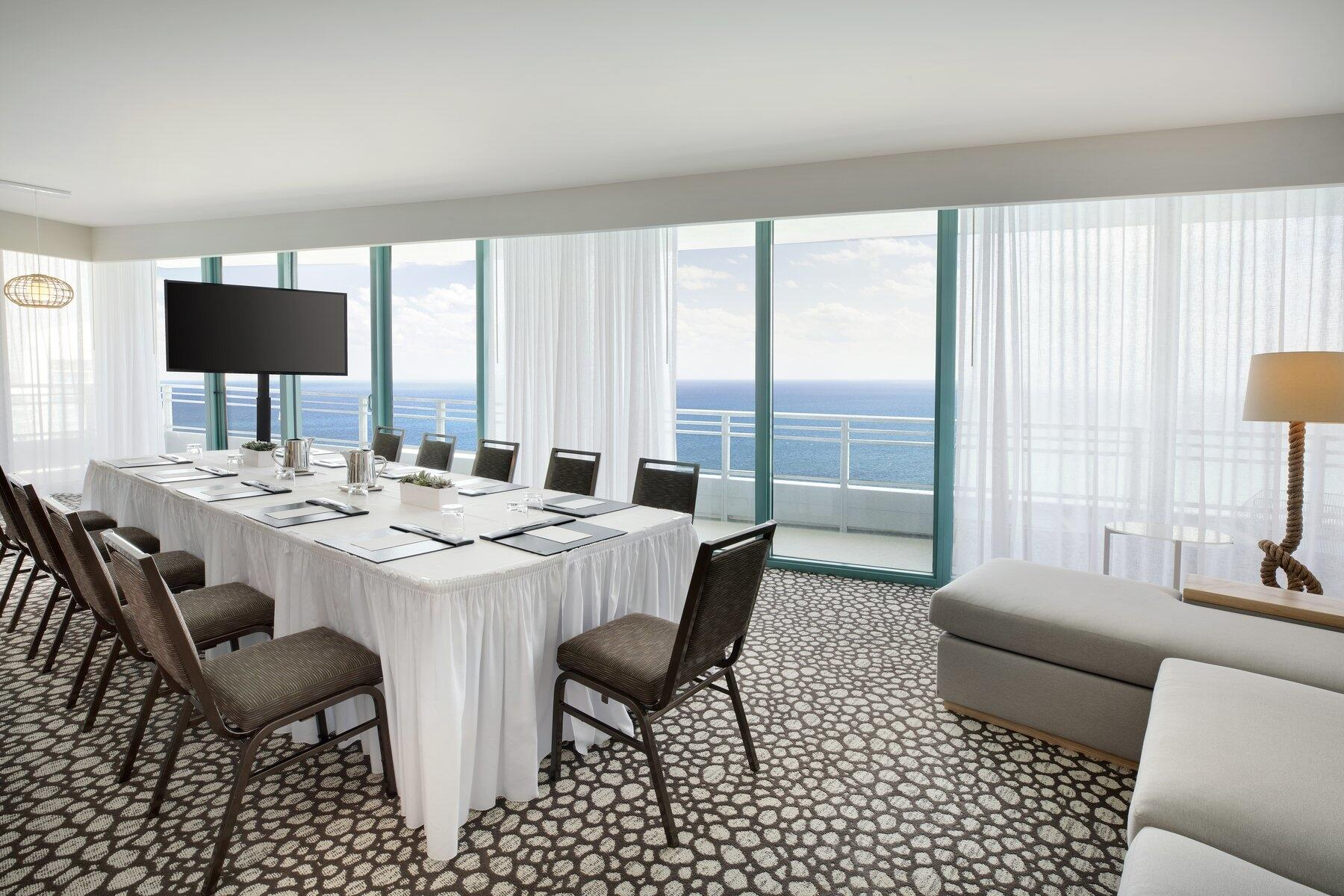Corner Suite Boardroom