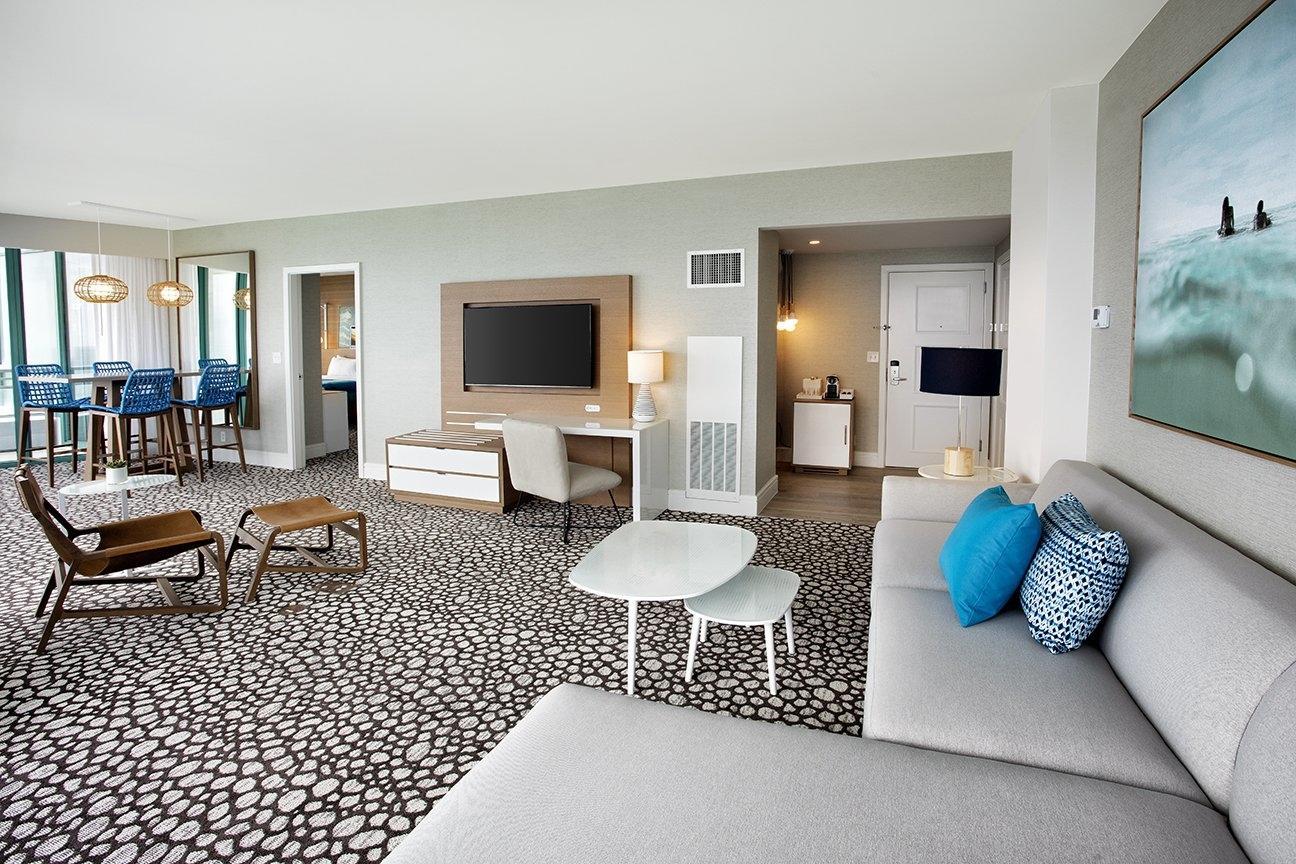Corner Suite Living Room Wide