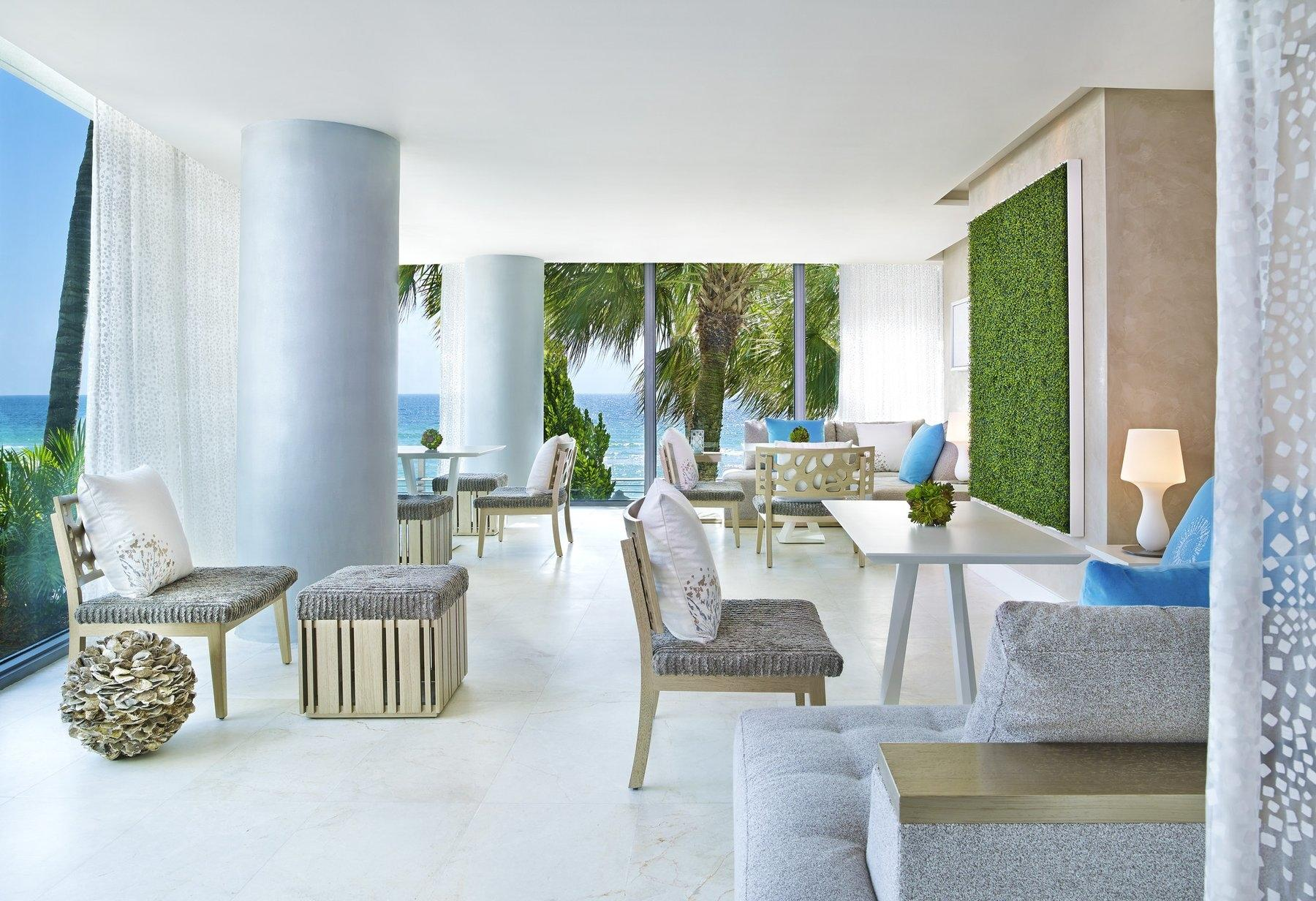 Spa Cafe - The Diplomat Beach Resort, Miami, FL