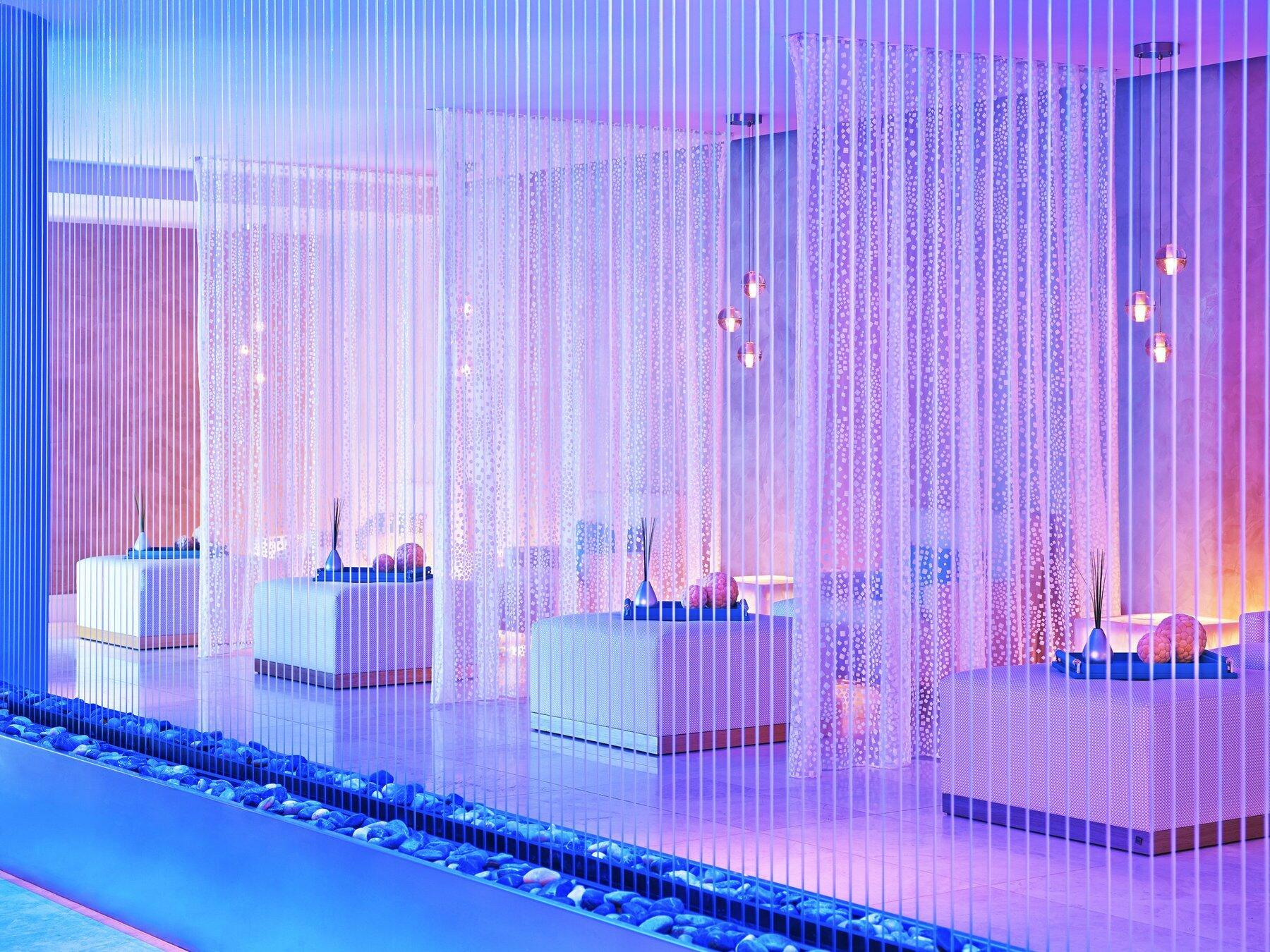 Spa Relaxation Room - The Diplomat Beach Resort, Miami, FL
