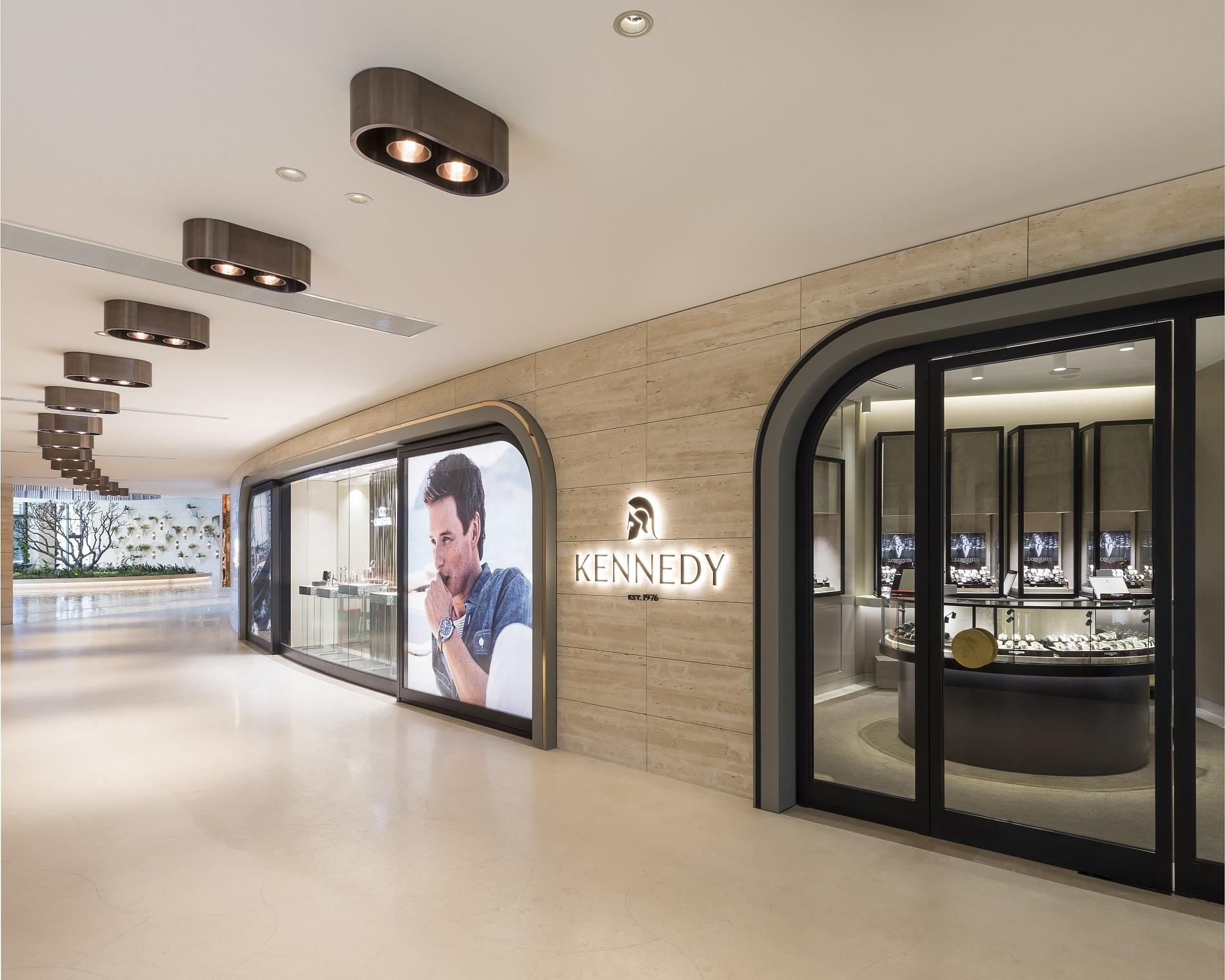 Shopping area near Crown Hotel Perth