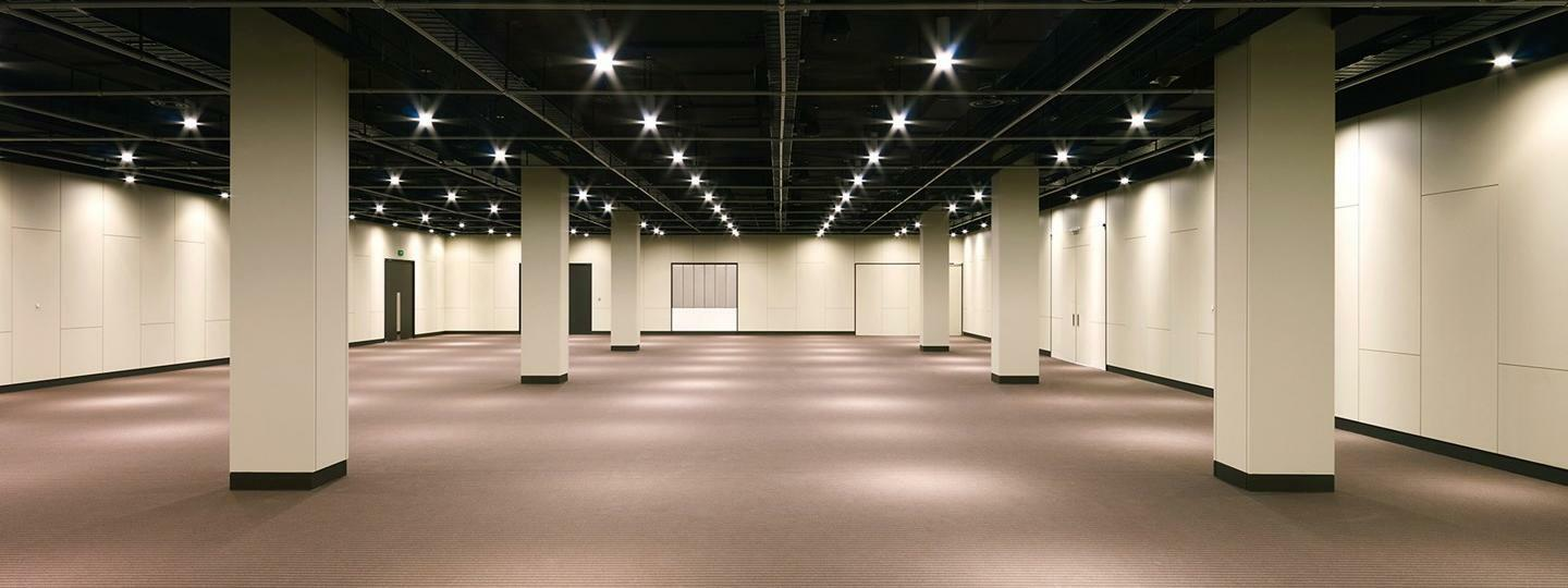 Exhibition Hall at Crown Hotel Melourne