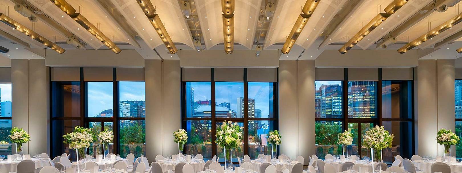 River Room at Crown Hotel Melbourne