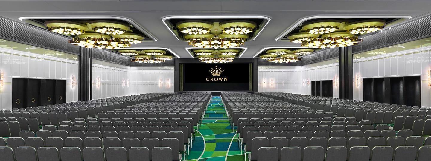 Crown Ballroom Meeting rooms at Crown Hotel Perth