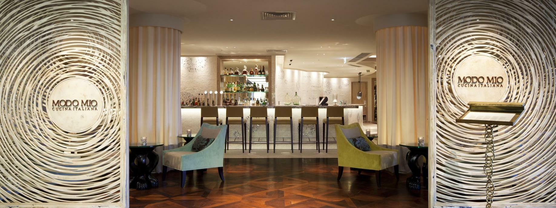 Modo Mio Meeting rooms at Crown Hotel Perth