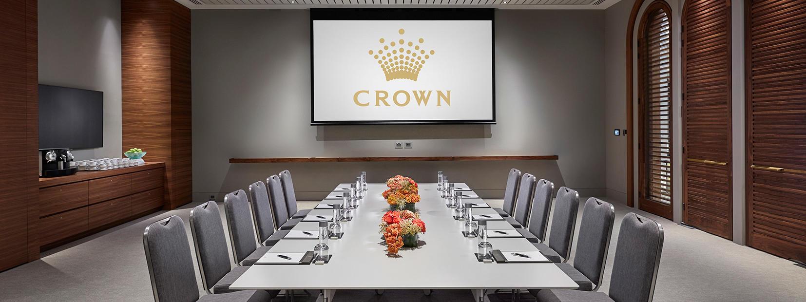 Crown Towers Meeting Rooms Meeting rooms at Crown Hotel Perth