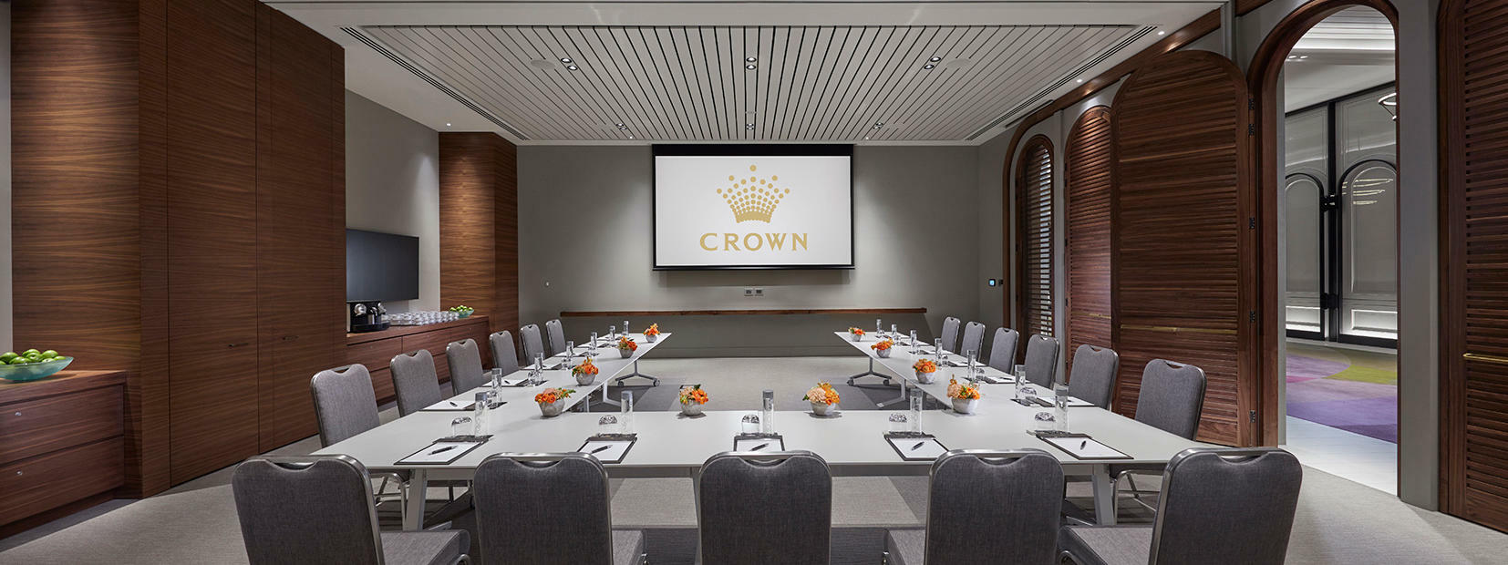 Virtual & Hybrid Events at Crown Hotel Perth