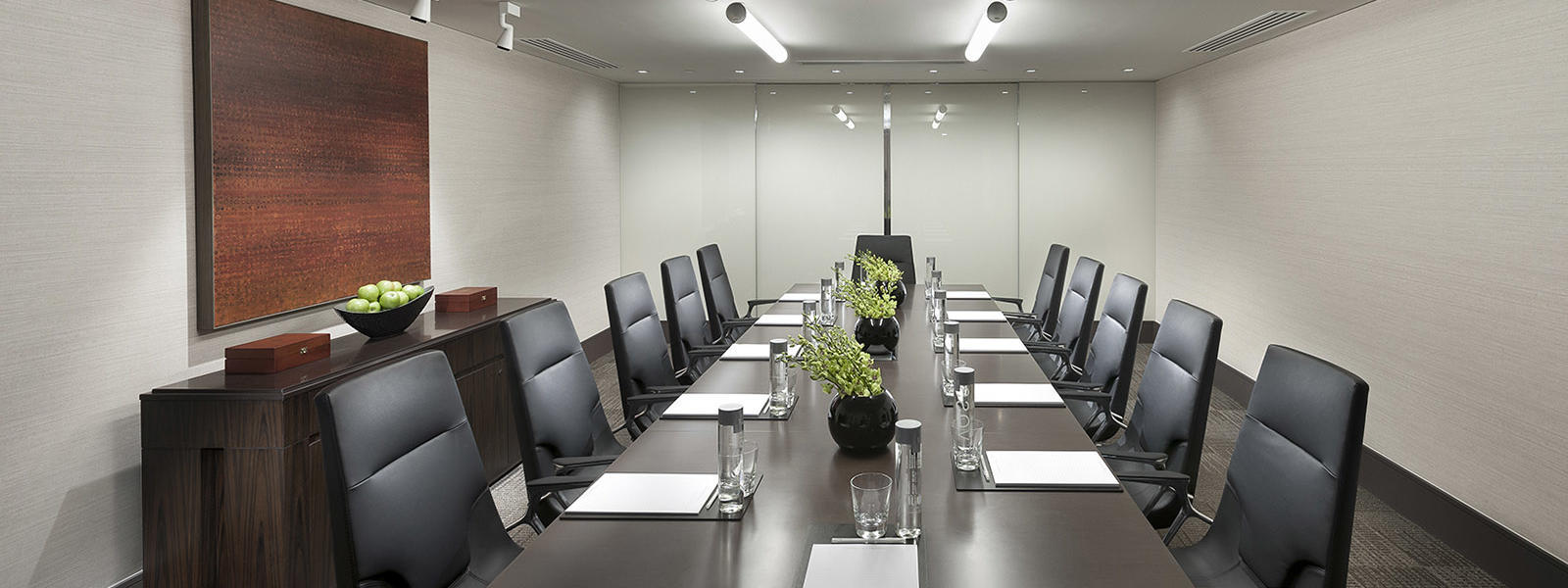 The Office at Crown Metropol Meeting rooms at Crown Hotel Perth
