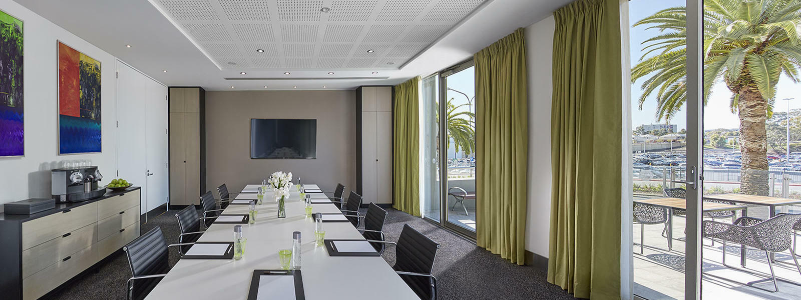 Crown Promenade Business Centre  Meeting facilities at Crown Hotel Perth