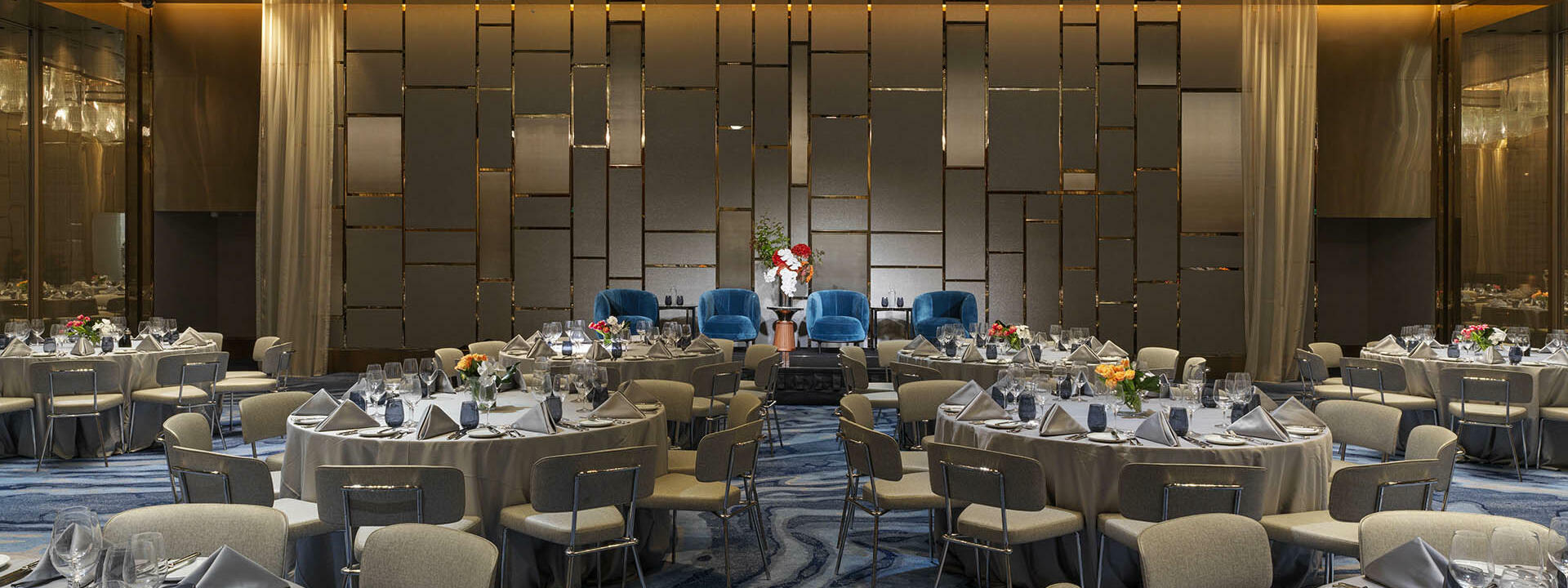 Pearl ballroom at Crown Towers Sydney