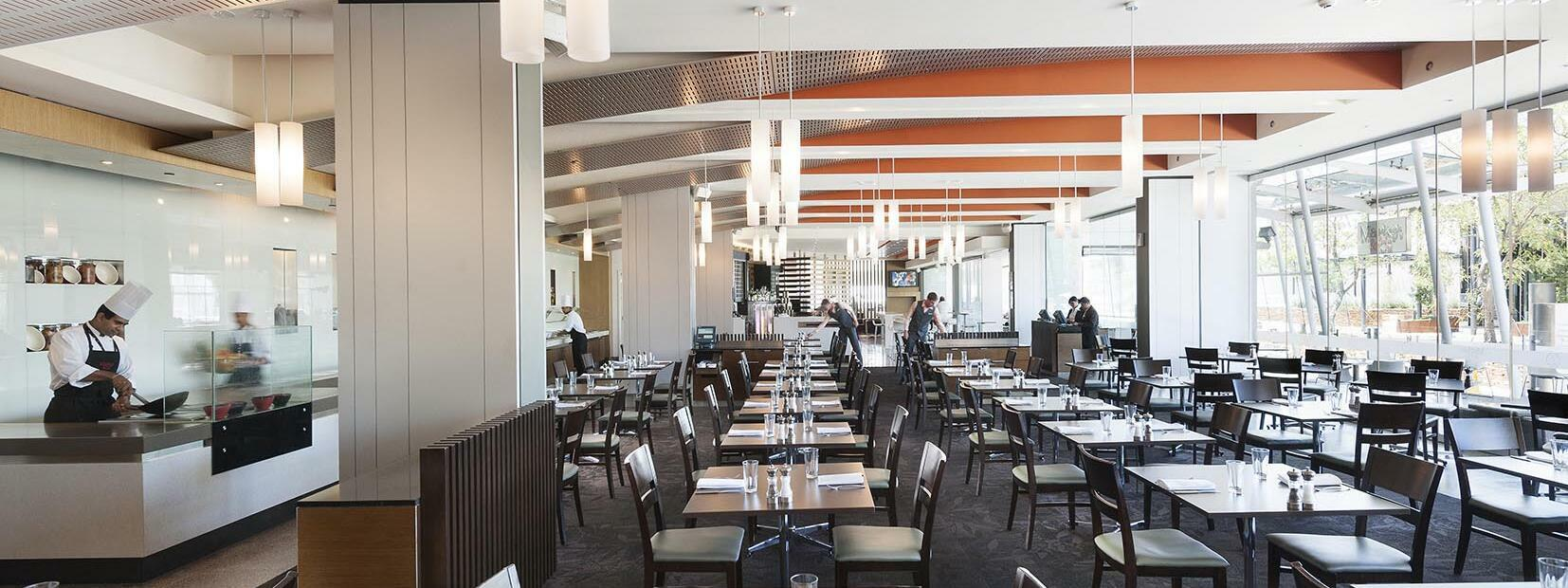 Market & Co event room at Crown Towers Perth