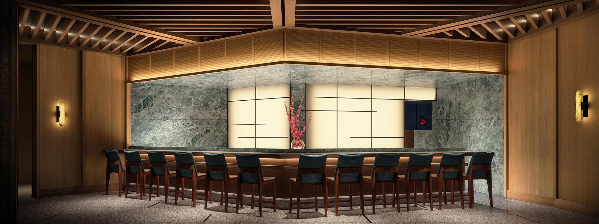 Japanese Sushi Master Ryuichi Yoshii To Join Crown Sydney