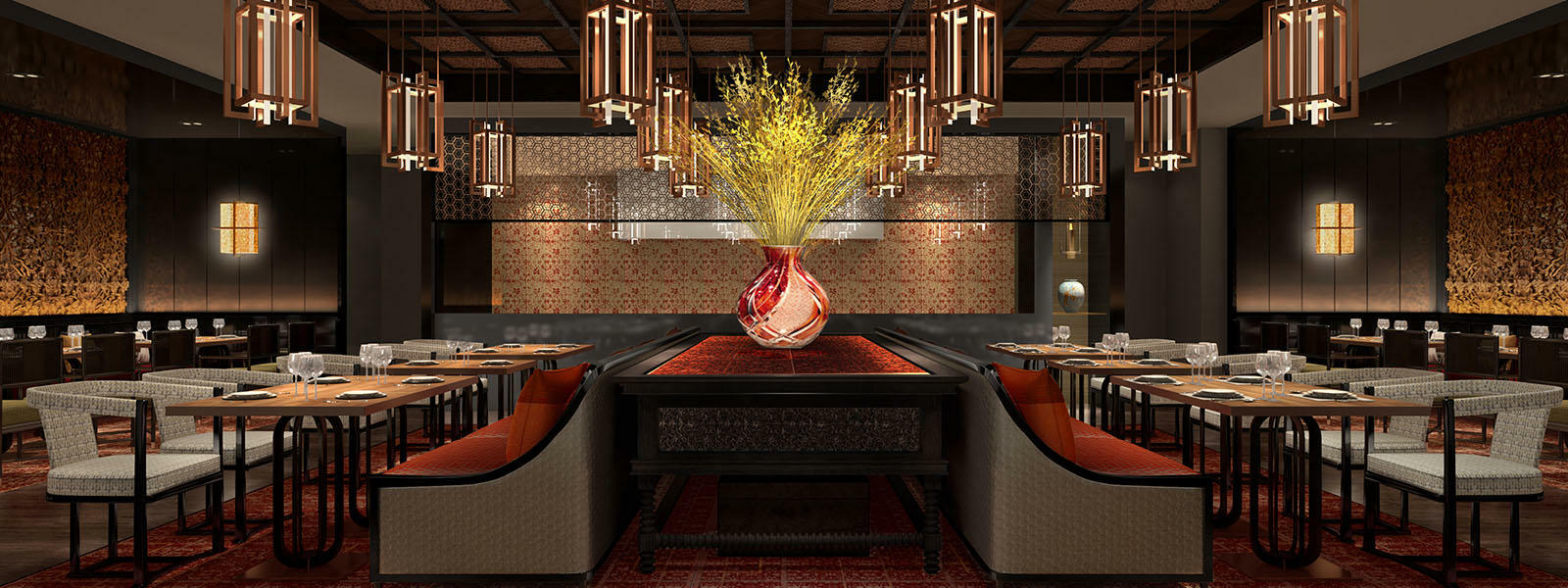 The Vibrancy Of Asian Cuisine Comes Alive At Crown Sydney