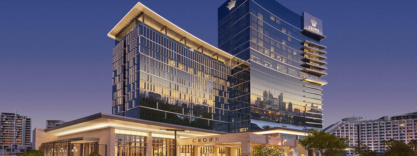 Crown Towers Continues To Set The Standard In Australia's Luxury Hotel Market