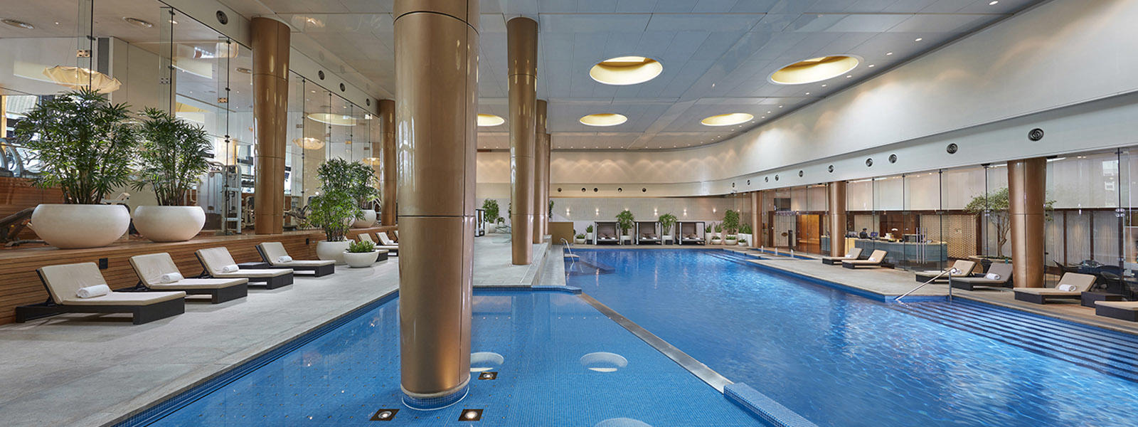 Swimming Lessons at Crown Hotel Melbourne