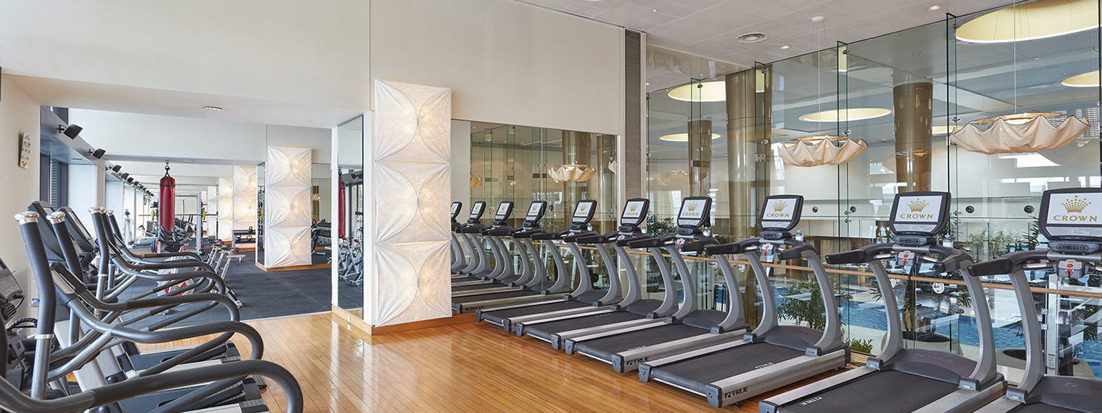 Fitness Classes at Crown Hotel Melourne