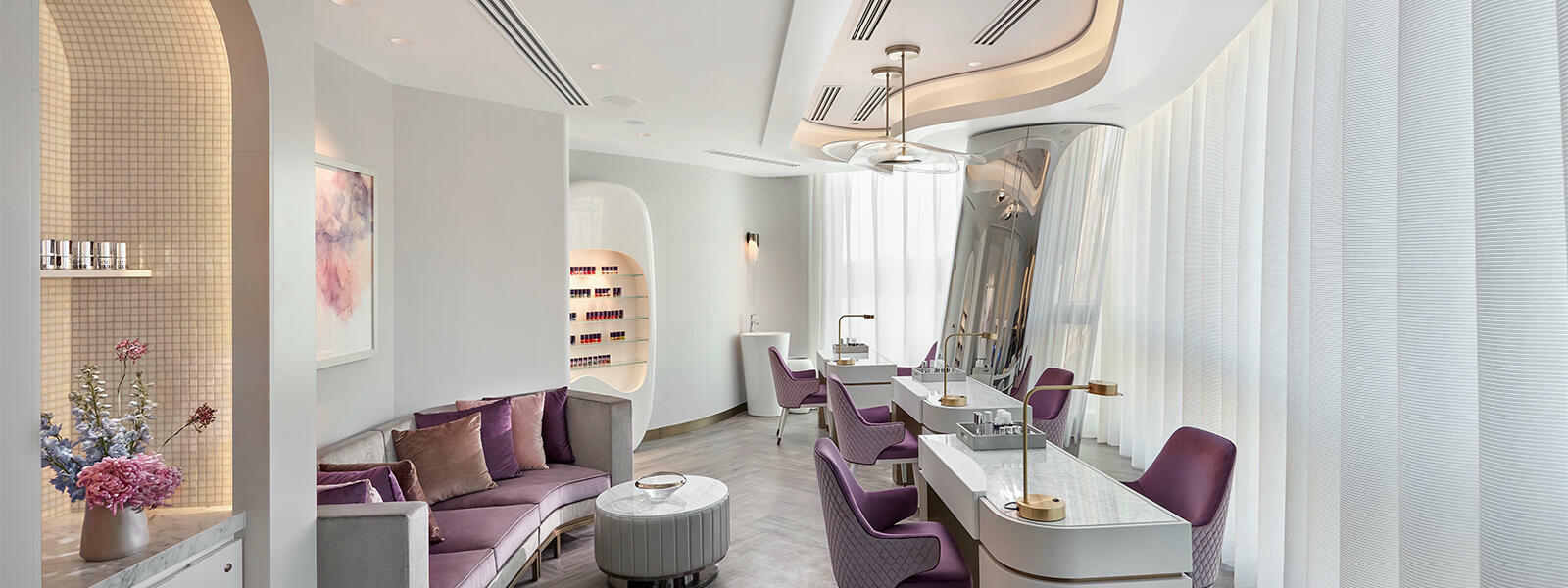 Manicures & Pedicures at Crown Towers Sydney