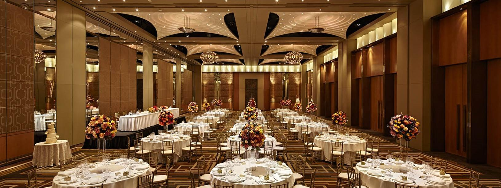 Palladium meeting hall at Crown Hotel Melourne