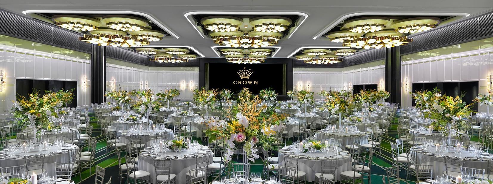 Crown Ballroom at Crown Hotel Perth