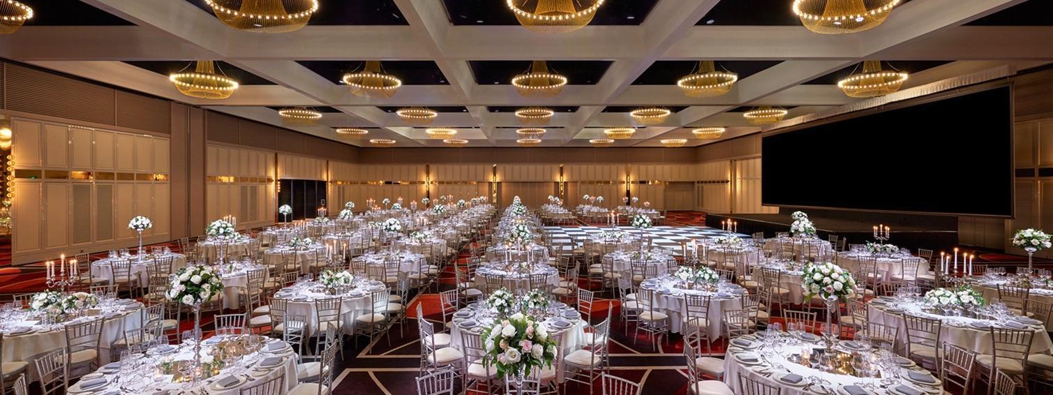 Grand Ballroom at Crown Hotel Perth