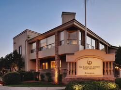 Exterior frount of Diamond Sedona Portal Hotel