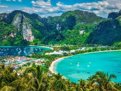 ทะเลกระบี่ - Hop Inn Krabi (Budget hotel) - โรงแรมราคาประหยัด โรงแรมฮ็อป อินน์ กระบี่