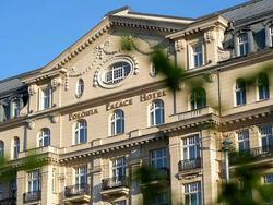 Polonia Palace Hotel Facade