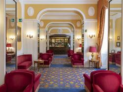 Hotel Massimo D'Azeglio vista bar