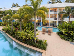 Swimming Pools at Silkari Hotel Port Douglas